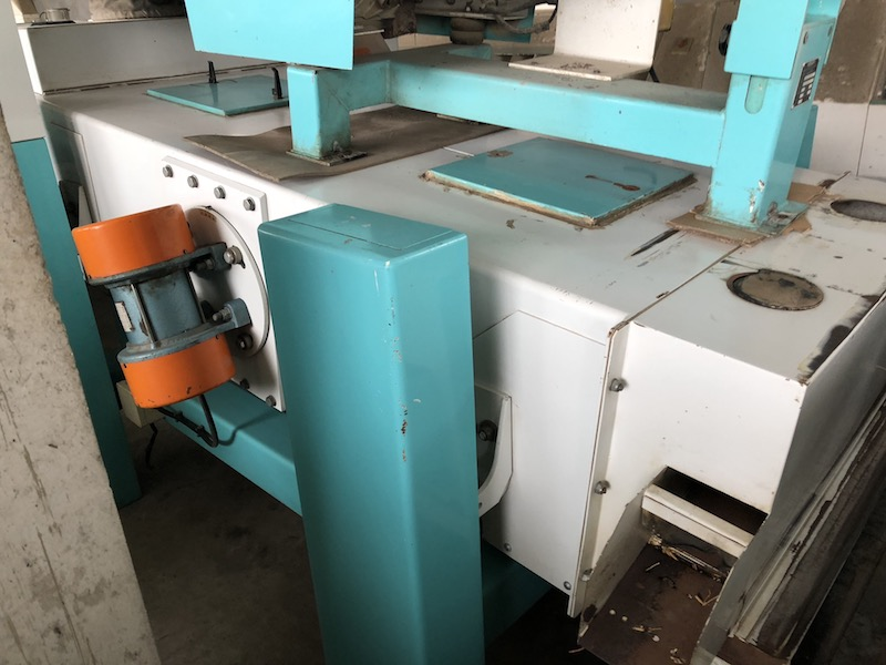 Used BUHLER MTRB-120 Separator